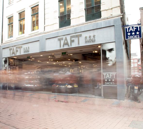 Taft Shoes Amsterdam