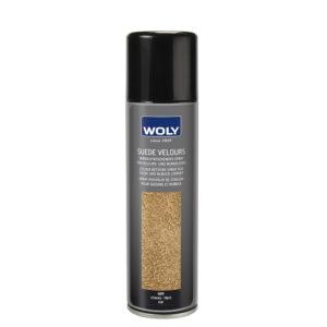 Suede Velours Spray Zwart